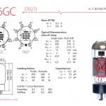 6l6gc data