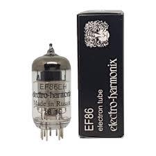 Válvula EF86 Electro Harmonix