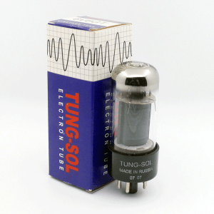 válvula tung-sol 6V6 GT