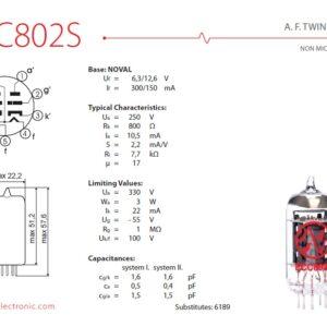Válvula ECC802-S JJ datasheet