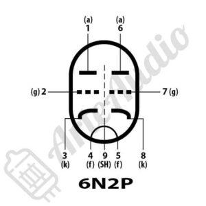 pinout 6N2P