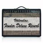 Kit de válvulas Fender Deluxe Reverb