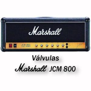 Kit de válvulas Marshall JCM800