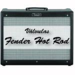 Kit de válvulas Fender Hot Rod