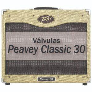 kit de válvulas para amplificador Peavey Classic 30