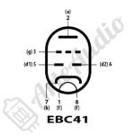 datasheet EBC41